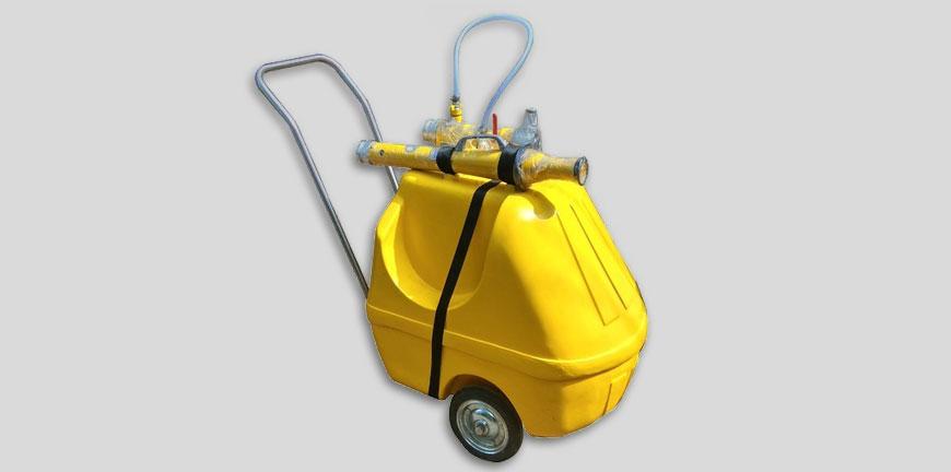 Best-mobile-foam-trolley-units-in-Basra